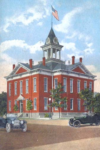 MArion, IL Courthouse (1920s)